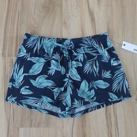 Sonoma Intimates Amp Sleepwear Womens Hawaiian Print